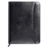 Renaissance Zippered Padfolio-In Stock