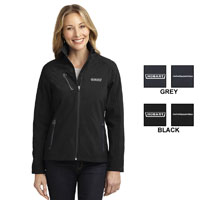 Ladies Port Authority Welded Soft Shell Jacket