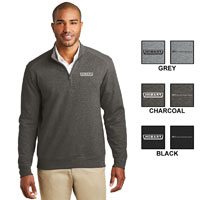 Men's Port Authority Interlock 1/4 Zip