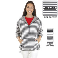 Ladies Chatham Anorak Print