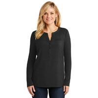 Port Authority Ladies' Henley Tunic