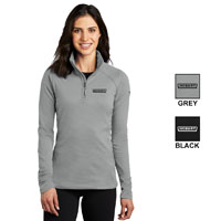 Ladies North Face 1/4 Zip