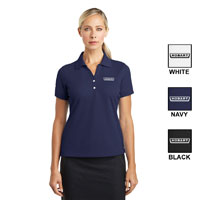 Ladies Nike Dri-Fit Polo Shirt